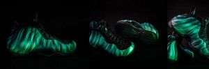 Nike Foamposite One Northern Lights All Star