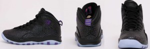 Air Jordan 10 Paris City Pack