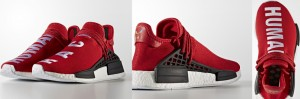 Adidas NMD Human Race Pharrell Red Scarlett BB0616